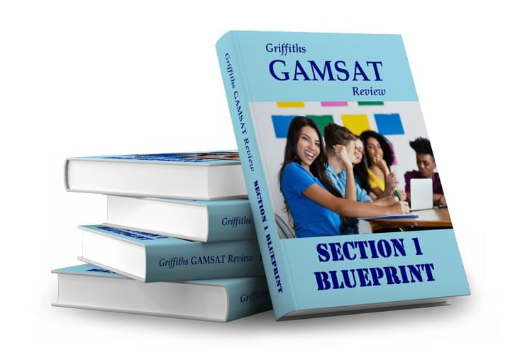 Gamsat section 1 blueprint
