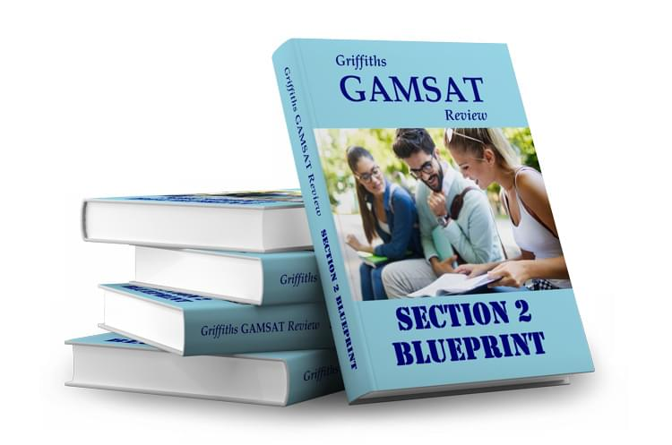 Gamsat Section 2 Blueprint