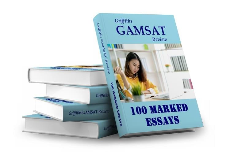 Gamsat Marked Essays